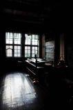 Hanseatic музей, БЕРГЕН Стоковые Фото