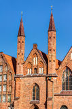 Hanseatic City of Lubeck Royalty Free Stock Images