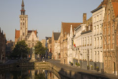 Hanseatic Neighbourhood, Bruges Royalty Free Stock Photos