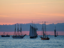 Hanseatic Sail Royalty Free Stock Photos