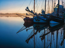Hanseatic Sail Royalty Free Stock Photography