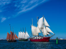 Hanseatic Sail Stock Images