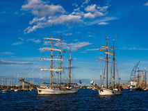 Hanseatic Sail Stock Photography