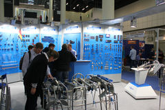 Hanseboot Expo Stock Photography