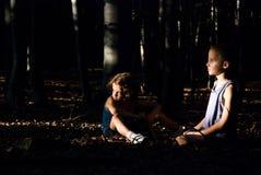 Hansel et Gretel Photos libres de droits