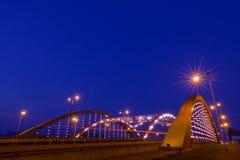 Hanshan bro Arkivfoto