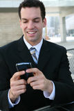 Hansome Business Man Stock Images
