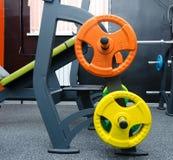 Hantlar sportar, kondition, livsstil, hälsa Arkivbild