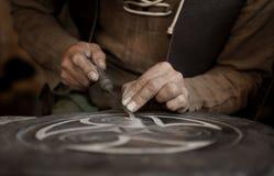 Hantverkare Fotografering för Bildbyråer