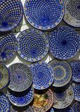 hantverket shoppar tunisia Arkivfoto