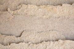 Hantverkkryssfanertextur Slut upp kraft bakgrund arkivbild
