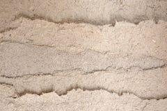 Hantverkkryssfanertextur Slut upp kraft bakgrund royaltyfri bild