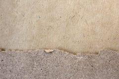 Hantverkkryssfanertextur Slut upp kraft bakgrund arkivfoto