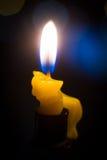 Hanukkah świeczki
