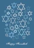 hanukkah счастливый Стоковое Изображение RF