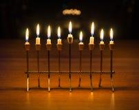 hanukkah счастливый стоковое изображение
