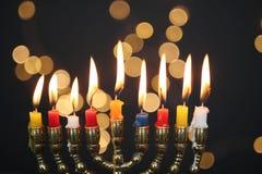 hanukkah images stock
