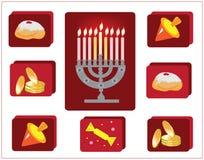 Hanukkah Fotografia de Stock