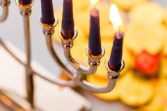 Hanukkah imagens de stock