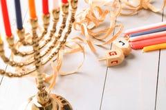 hanukkah photographie stock