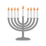 Hanukkah and all things related Stock Photo