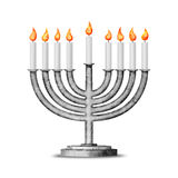 Hanukkah and all things related Stock Photos