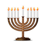Hanukkah and all things related Royalty Free Stock Image