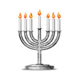 Hanukkah and all things related Royalty Free Stock Photography