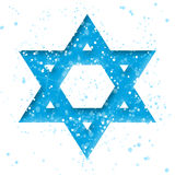 Hanukkah and all things related to it Stock Images