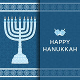 Hanukkah background Royalty Free Stock Photo