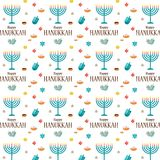 Hanukkah background and template Royalty Free Stock Photography