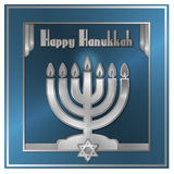 Hanukkah Card Royalty Free Stock Images