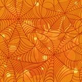 Hanukkah donuts seamless pattern Stock Photos