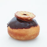 Hanukkah doughnut Stock Photos