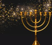 Hanukkah. Chanukah menorah background hannukah hanuka candles stock photo