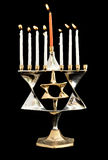 Hanukkah  Jewish holiday Stock Photos