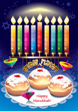 Hanukkah. Magic and miracles, faith in God and Jewish tradition