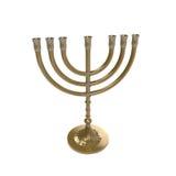 Hanukkah Menorah Zdjęcia Royalty Free