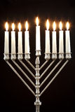 Hanukkah Menorah / Hanukkah Candles Royalty Free Stock Photography