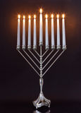 Hanukkah Menorah / Hanukkah Candles royalty free stock image