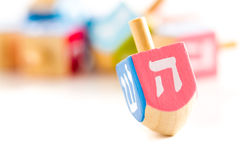 Hanukkah. A still life composed of elements of the Jewish Chanukah/Hanukkah festival royalty free stock photos