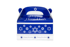 Hanukkah Treats Stock Images