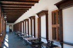 Hanul Manuc hallway Royalty Free Stock Image