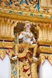 Hanuman雕塑 库存照片