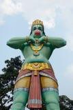 hanuman άγαλμα Στοκ Φωτογραφία