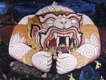 hanuman ζωγραφική στοκ φωτογραφίες με δικαίωμα ελεύθερης χρήσης