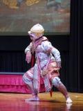 Hanuman ο δυνατός σε Khon Ramakien Στοκ εικόνα με δικαίωμα ελεύθερης χρήσης