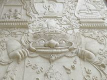 Hanuman Fotografia de Stock