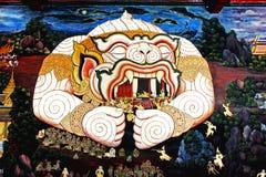 Hanuman Στοκ εικόνα με δικαίωμα ελεύθερης χρήσης