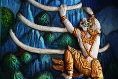 Hanuman Στοκ Φωτογραφία